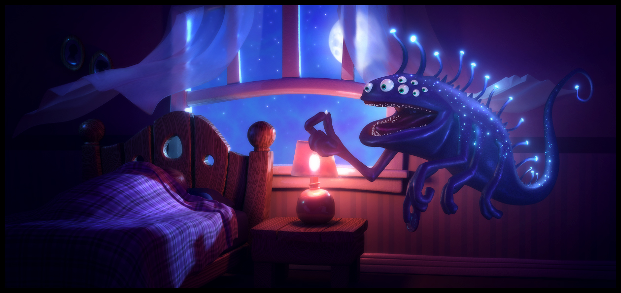 Mystery of the Tooth Fairy 3D by drewbrand